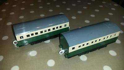 Thomas and Friends Gordon's Carriages for Trackmaster motorised train