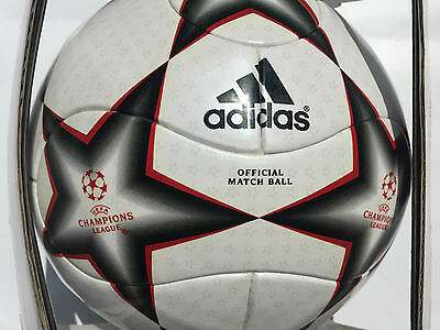 ADIDAS Finale 6 UEFA Champions League Official match ball Season 2006/2007