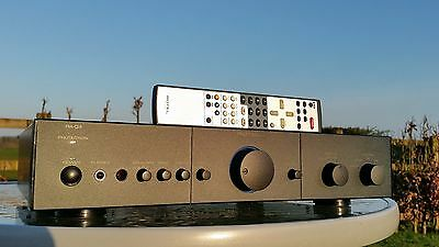 Rotel Ra-03 Integrated Amplifier With Remote - Black