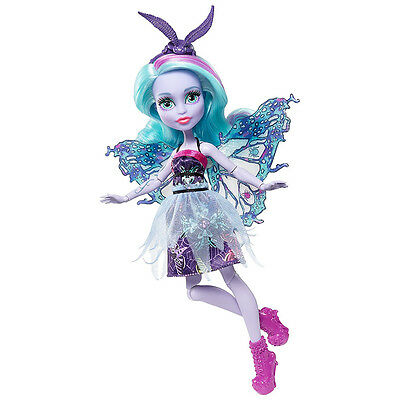 Monster High Garden Ghouls Wing Twyla Doll Brand New