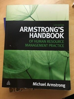 (Good)-Armstrong's Handbook of Human Resource Management Practice (Paperback)-Ar
