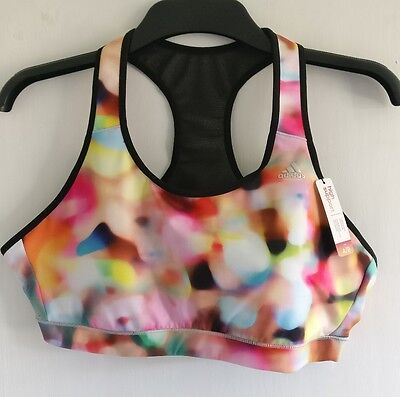 Brand New Adidas climacool Sports Bra gym running top