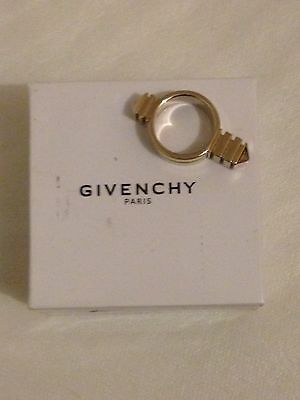 Anillo Ring Unisex Talla Size M De Givenchy Paris