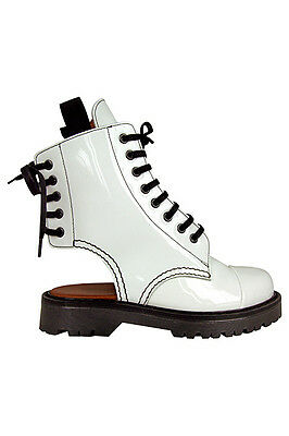 Zapatos Nuevos Cuero Shoes Leather New In Box Size 36  Jean Paul Gaultier
