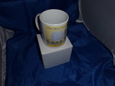 THE MAN FROM UNCLE mug