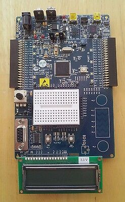 Cypress Semiconductor CY8CKIT-030A Evaluation Board