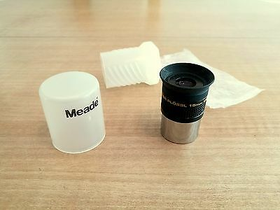 "Meade EYEPIECE 15mm SUPER PLOSSL Telescope 1.25"" 15  Eye Piece ETX 90 125 60 70"