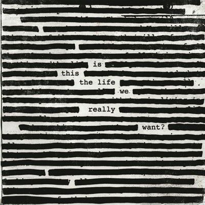 Roger Waters - Is This The Life We Really Want? Vinyl LP (2) Smi Col NEW