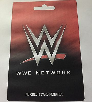**WWE Network LIFETIME Card Access SALE PRICE!!**