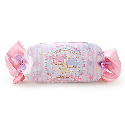 Little Twin Stars Candy Pencil Case Pen Pouch  SANRIO from Japan SHIPPING FREE