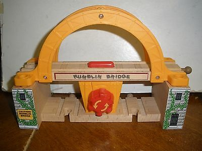 Thomas The Tank Engine Learning Curve Rumblin' Bridge Excellent