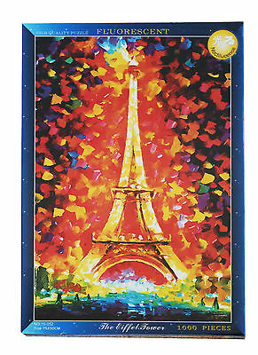 1000 Pieces Jigsaw Puzzle - The Eiffel Tower