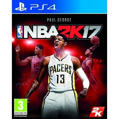 NBA 2K17 PS4 | PlayStation 4 - Brand New