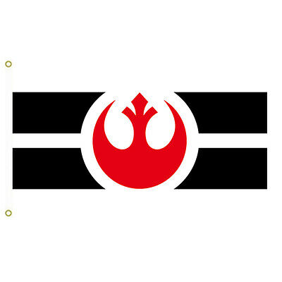Alliance to Restore the Republic Star wars Flag outdoor Flying flag 3x5ft banner