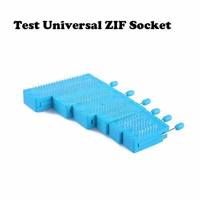 14/16/18/24/28/40 Pin Home Improvement Universal ZIF Integrated Socket IC Test