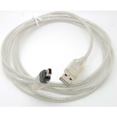 USB Data cable Firewire IEEE 1394 for MINI DV HDV camcorder to edit pc c17