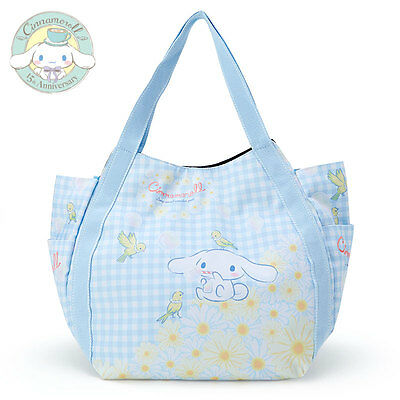 Cinnamoroll Print Tote Bag SANRIO from Japan kawaii SHIPPING FREE