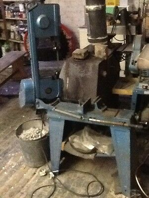 clarke metal band saw