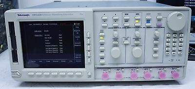 Tektronix AWG430 Arbitrary Waveform Generator 200MS/s 16 Bit 3 Channel