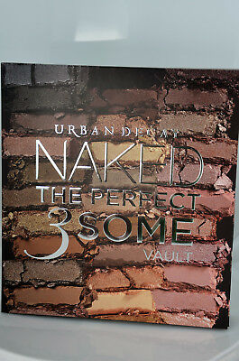 URBAN DECAY - Naked: The Perfect 3Some Vault - Limited Edition Box Set
