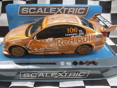 Scalextric 1/32 Craig Lowndes Holden V8 Supercar  - C3815 - Brand new in box.