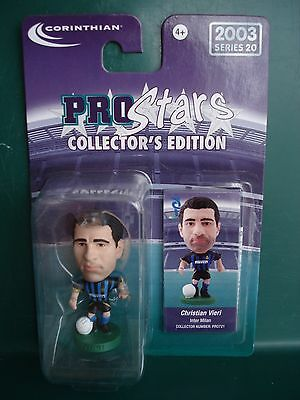 CORINTHIAN PROSTARS Collector's Edition - Series 20 - Christian Vieri - Inter