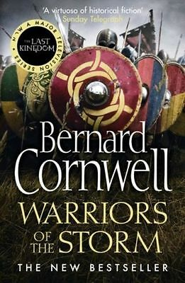 Warriors of the Storm (The Last Kingdom Series, Book 9) Bernard Cornwell PB NEW