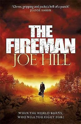 The Fireman by Joe Hill Paperback BRAND NEW BESTSELLER 2017 Fiction