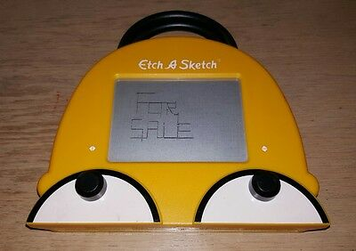 The Simpsons Etch A Sketch Homer