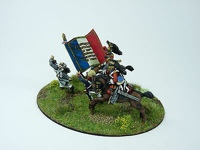 Secure the Colour Napoleonic Perry 28mm pro painted French British NX2 Waterloo