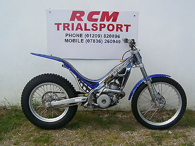 sherco 290cc 2004, trials bike great condition ready to ride