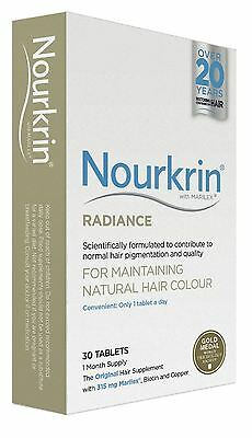 Nourkrin with Marilex RADIANCE FOR WOMEN Contains 30 Tablets 1 month supply