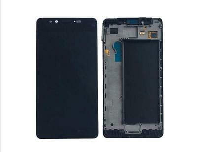 For Nokia Lumia 950 Lcd Screen Display+Touch Glass Digitizer+Frame Assembly