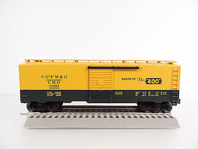 Lionel Standard O Scale 1997 LCCA CMO CstPM&O Convention Box Car Item 6-52110