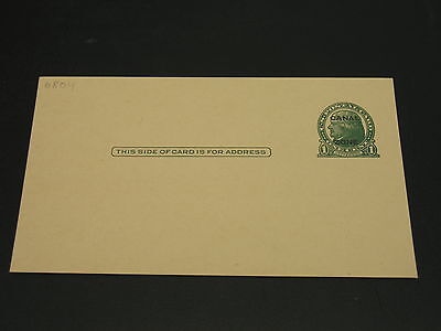 USA Canal Zone old mint postal card *6804