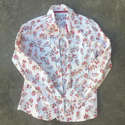 Thomas Cook ladies shirt       PREVIOUSLY WORN   GREAT CONDITION SIZE 10