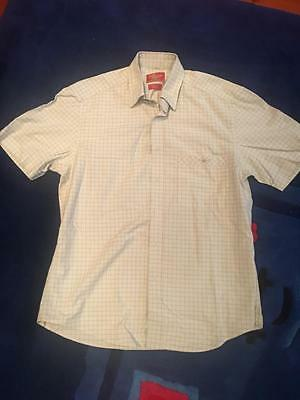 RM WILLIAMS      men's shirt      PREVIOUSLY WORN   size M