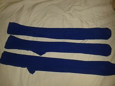 Royal blue school tights age 5-6 years