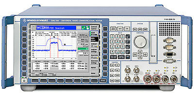 Rohde & Schwarz CMU200 Universal Radio Communication Tester with Options