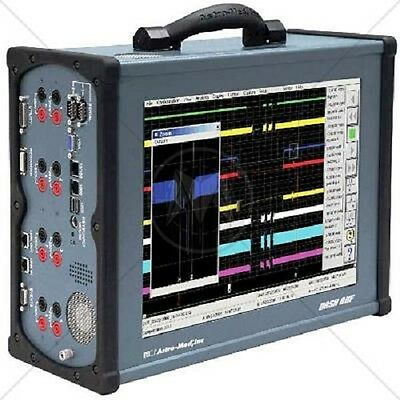 Astromed DASH8HF/HS  High Frequency 8 Channel chart recorder