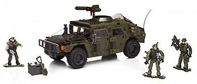 Mega Bloks Call Of Duty Armored Vehicle Collector Construction Set (Mattel