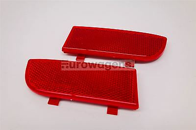 Mercedes Benz Viano 03-14 Rear Bumper Reflectors Lights Set Pair Left Right