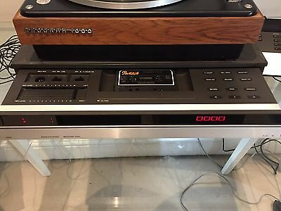 Bang and Olufsen (B&O) Beocord 5000 Tape Deck