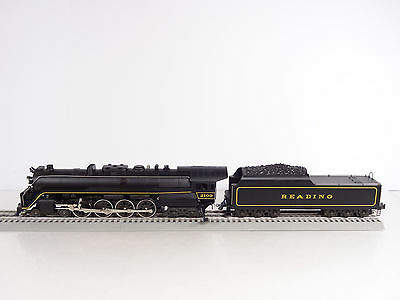Lionel O Scale Reading T-1 4-8-4 Steam Engine Tender Item 6-18006 New