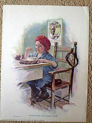 Cream of Wheat Print Poster