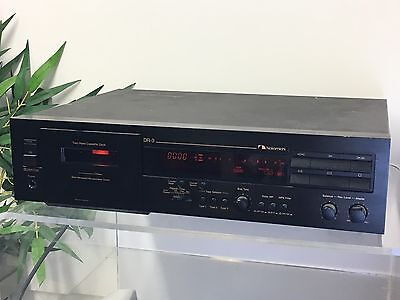 Nakamichi Cassette Deck DR3 in Good Condition