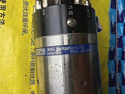 Ibag Hf 120 High Frequency Motor Spindles