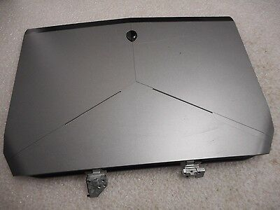 NEW DELL Alienware 13 Laptop LCD Back Cover+Hinges CHA01 AP16C000201 VNKVR