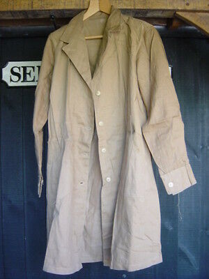 WLA Home Front Womens Land Army Milking Coat WW2 WWII