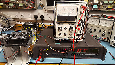 Roband Rovar Variable bench power supply 33V 12A 396W